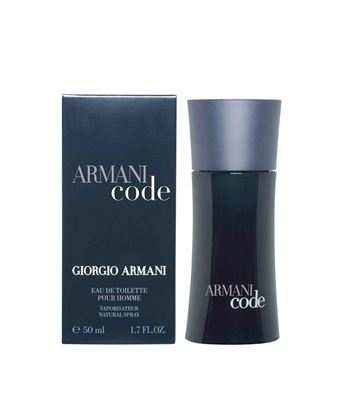 Picture of ARMANI CODE MEN Eau de Toilette 50ml