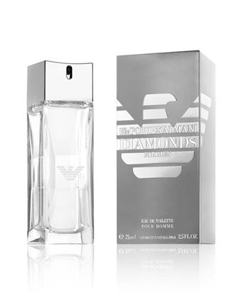 Picture of EMPORIO ARMANI DIAMONDS for Men Eau de Toilette 75ml