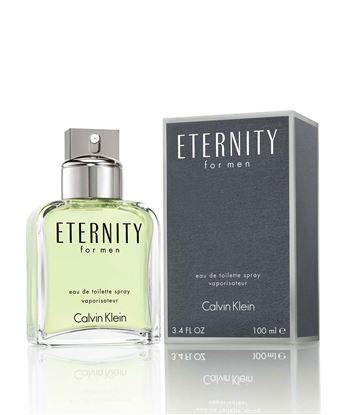 Picture of ETERNITY Men EDT 100ML