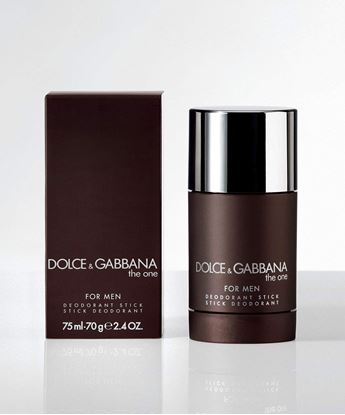 Picture of DOLCE & GABBANA THE ONE FOR MEN DEODORANT STICK 75ML