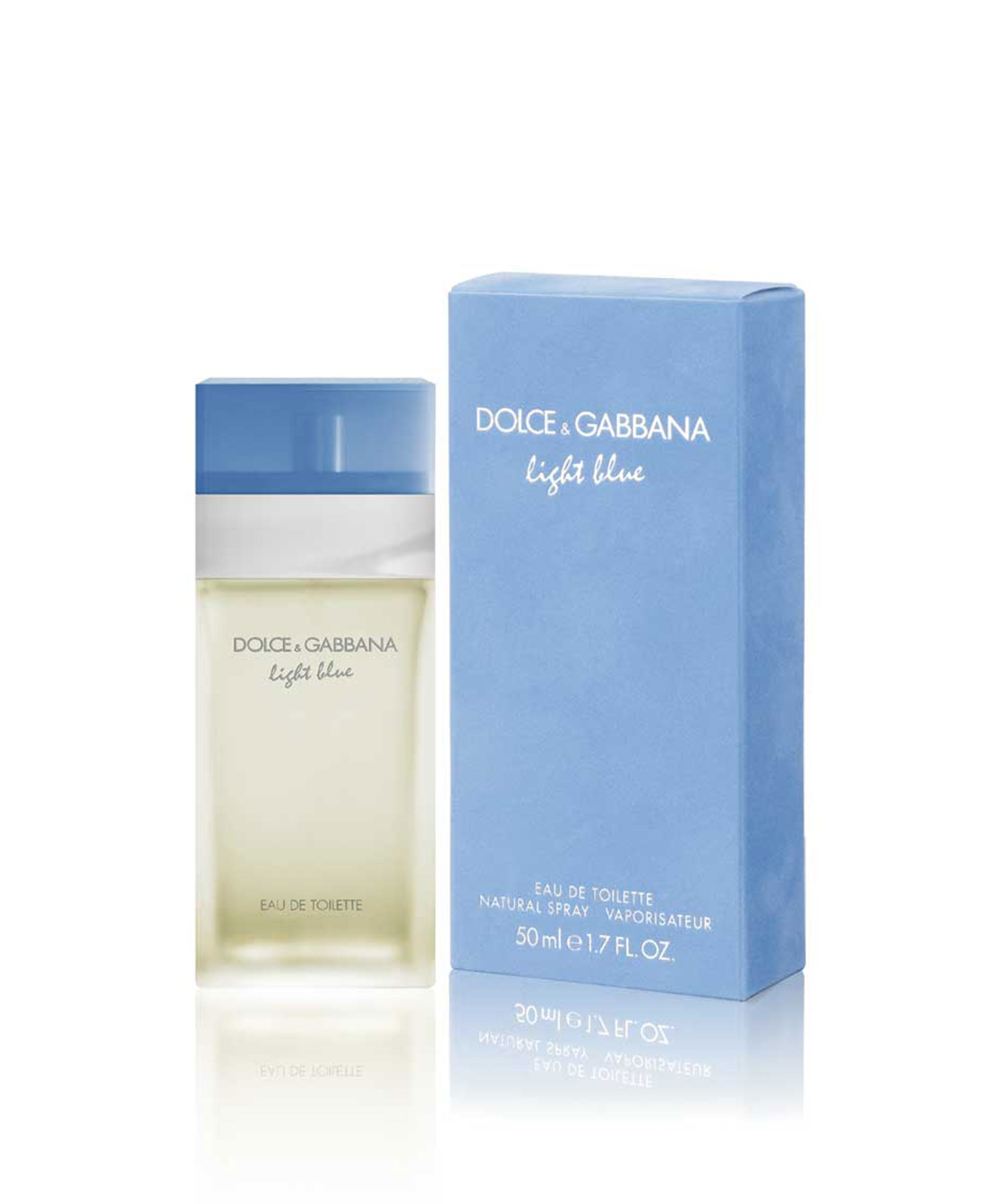 2446abb4a DOLCE & GABBANA LIGHT BLUE FOR WOMEN EAU DE TOILETTE | Beauty Line ...