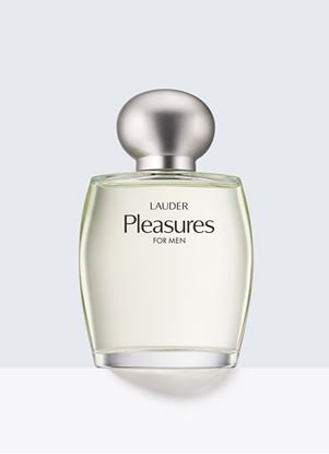 Picture of Estee Lauder Pleasures For Men Cologne Spray