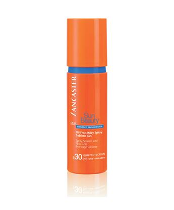 Picture of LANCASTER SUN BEAUTY OIL FREE MILKY SPRAY SPF30