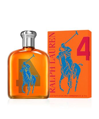 Picture of Big Pony - Eau de Toilette - # 4 Orange
