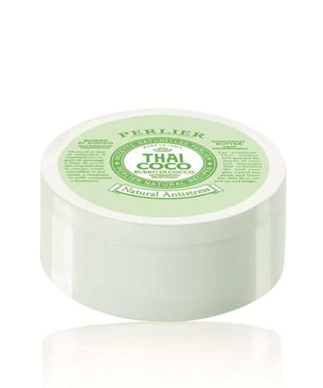 Picture of PERLIER THAI COCO REGENERATING BODY BUTTER 200ML