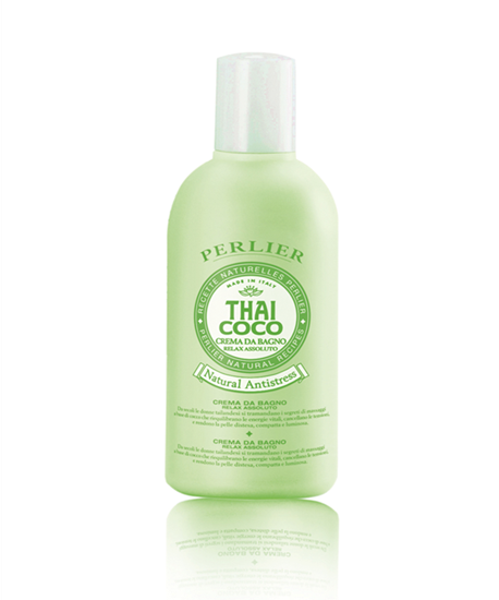 Picture of PERLIER THAI BATH CREAM 500ML