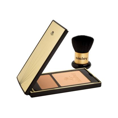 Picture of Sun Glow Pressed Powder Duo Honey Cinnamon