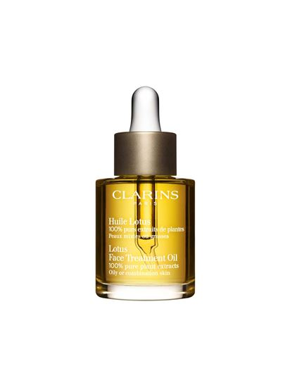 Picture of Lotus Face Treatment Oil 'Oily/Combination Skin' 30ml
