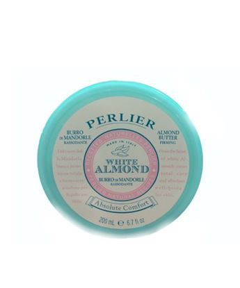Picture of PERLIER ALMOND BODY BUTTER 200ML
