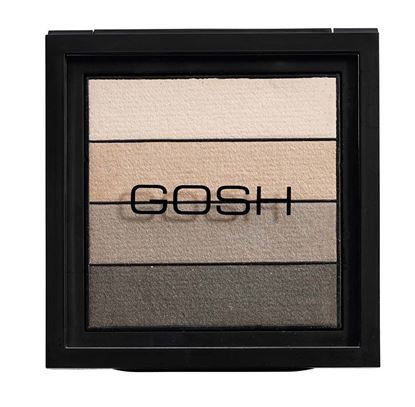 Picture of SMOKEY EYES PALLETTE 02 BROWN