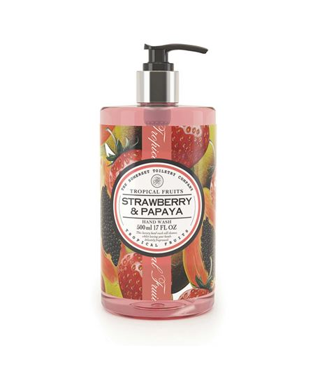 Picture of Strawberry & Papaya Hand Wash 500ml