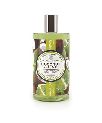 Picture of Coconut & Lime Bath and Shower Gel 500ml