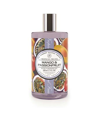 Picture of Mango & Passionfruit Bath and Shower Gel 500ml