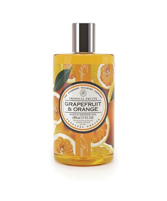 Picture of Grapefruit & Orange Bath and Shower Gel 500ml