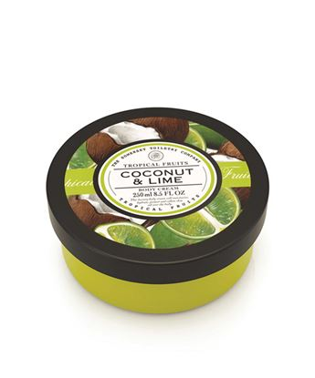 Picture of Coconut & Lime Body Cream 250ml