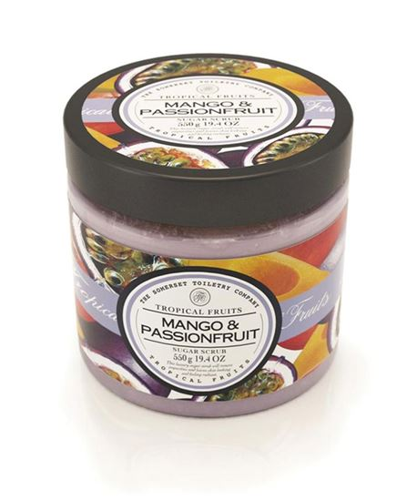 Picture of MANGO & PASSIONFRUITS SUGAR SCRUB 550G