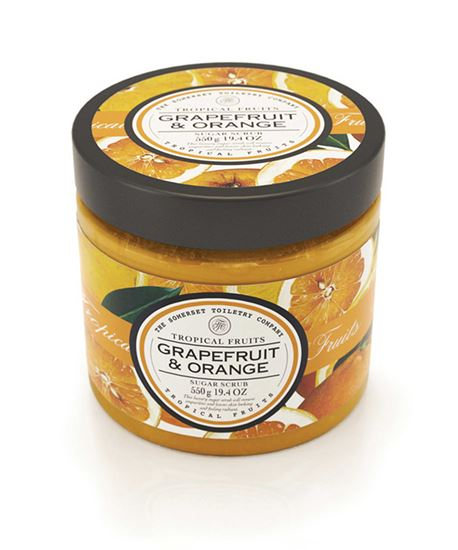 Picture of Grapefruit & Orange Sugar Scrub 550g