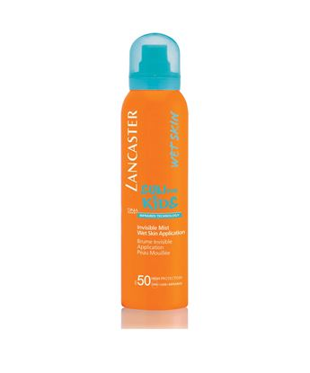 Picture of Lancaster's Sun Kids Invisible Mist Wet Skin SPF 50