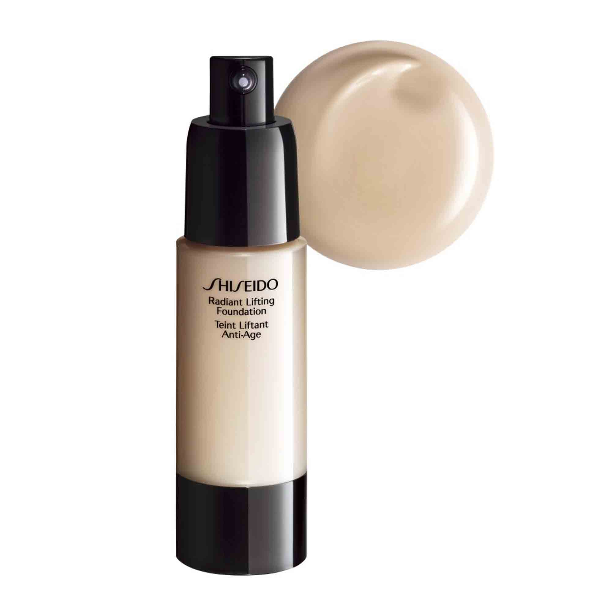 ... shiseido picture of radiant lifting foundation ...
