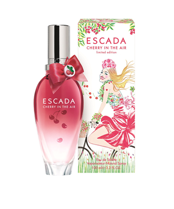 Picture of ESCADA CHERRY IN THE AIR EAU DE TOILETTE 100ML