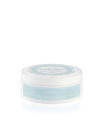 Picture of PERLIER WHITE MUSK BODY BUTTER 200ML