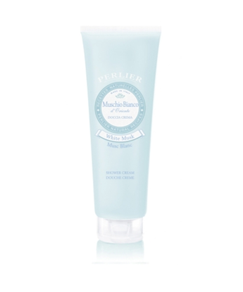 Picture of PERLIER WHITE MUSK SHOWER CREAM 250ML