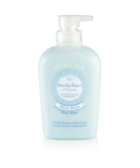 Picture of PERLIER WHITE MUSK LIQUID SOAP 300ML