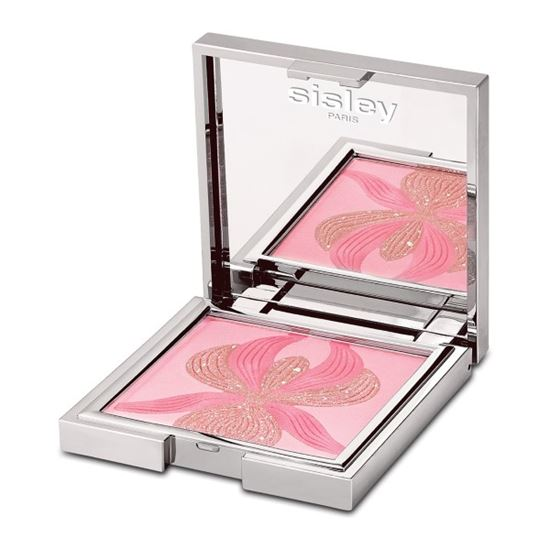 Picture of L'Orchidée RoseHighlighting blush with white lily