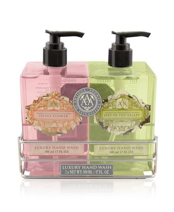Picture of Floral Hand Wash Duo Set