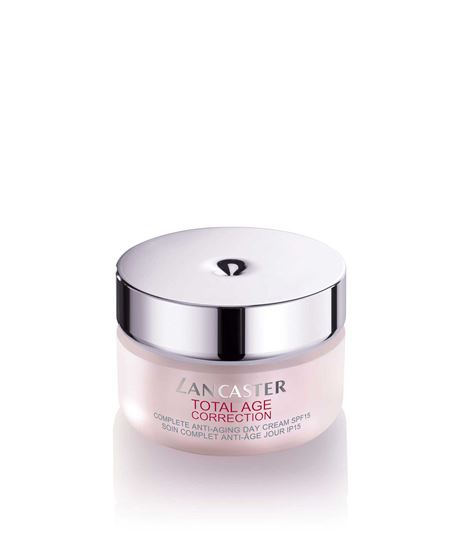 Picture of LANCASTER TOTAL AGE CORRECTION DAY CREAM SPF15 50ML