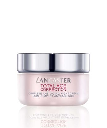 Picture of LANCASTER TOTAL AGE CORRECTION NIGHT CREAM 50ML