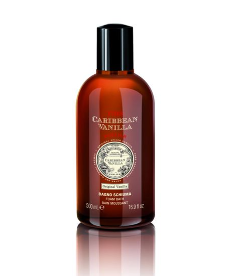 Picture of PERLIER CARIBBEAN VANILLA FOAM BATH 500ML