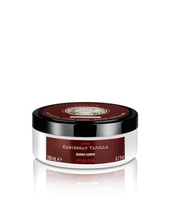 Picture of PERLIER CARIBBEAN VANILLA BODY BUTTER 200ML