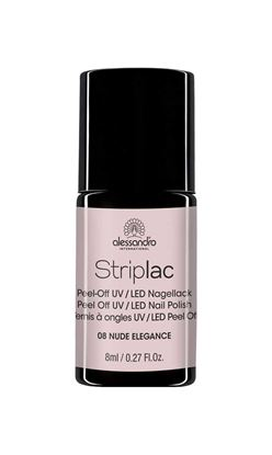 Picture of STRIPLAC Nail Polish  08 Nude Elegance 8ml