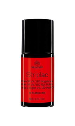 Picture of STRIPLAC Nail Polish  12 Classic Red 8ml