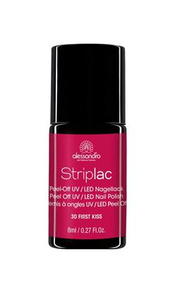 Picture of STRIPLAC Nail Polish  30 First Kiss  8ml