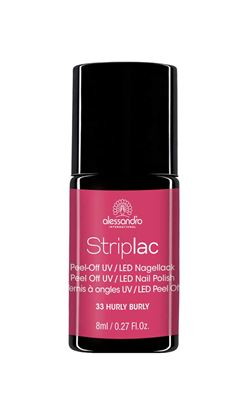 Picture of STRIPLAC Nail Polish  33 Hurly Burly 8ml