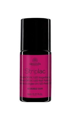 Picture of STRIPLAC Nail Polish  43 Bubble Gum  8ml