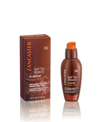 Picture of LANCASTER SUN SELF TAN ELIXIR FACE 30ML