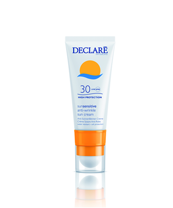 Picture of Sun Sensitive Anti-Wrinkle Sun Protection Cream SPF 30 75ml