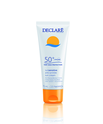 Picture of Sun Sensitive Anti-Wrinkle Sun Cream SPF 50+ 50mL
