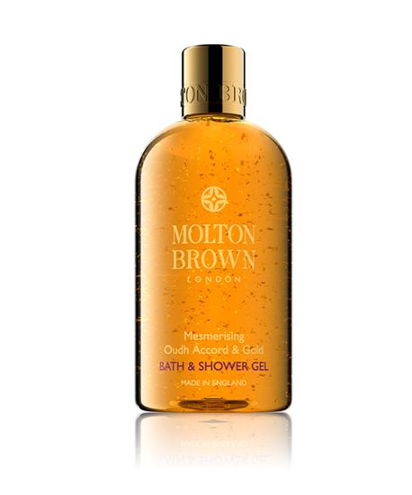 Picture of Mesmerising Oudh Accord & Gold Bath & Shower Gel 300ML