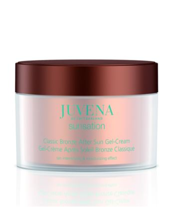 Picture of JUVENA AFTER SUN TAN INTENSE BODY GEL-CREAM