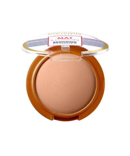 Picture of BOURJOIS MAT ILLUSION BRONZING POWDER