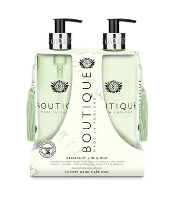 Picture of BOUTIQUE GRAPEFRUIT, LIME & MINT  HAND CARE DUO SET