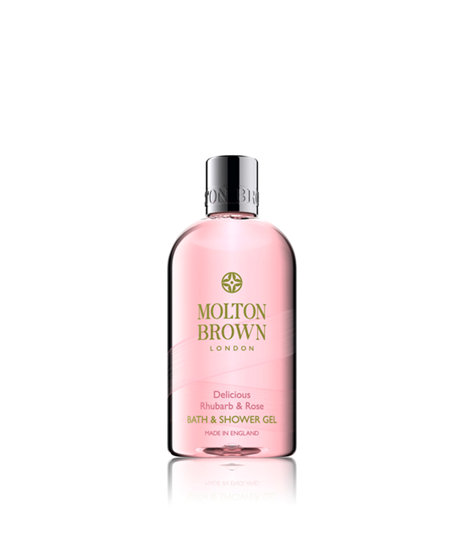 Picture of MOLTON BROWN RHUBARB & ROSE BODY WASH 300ML