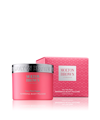 Picture of MOLTON BROWN PINK PEPPER BODY SCRUB 275GR