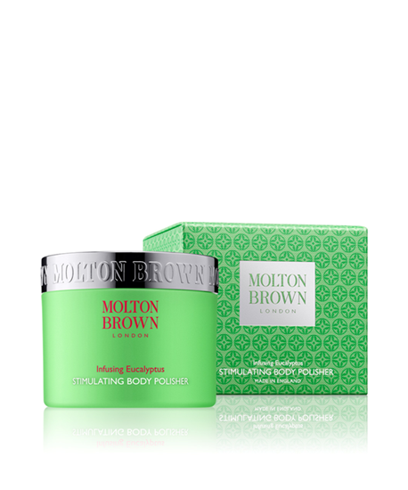Picture of MOLTON BROWN EUCALYPTUS  BODY SCRUB 275 GR