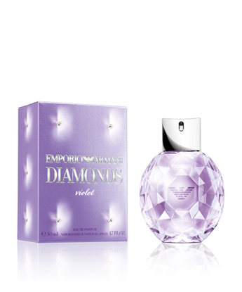 Picture of EMPORIO ARMANI DIAMONDS VIOLET EDP 50ML