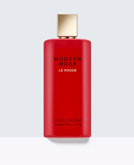 Picture of Modern Muse Le Rouge Shimmer Body Lotion 200ml